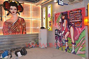 graffiti-geisha-japon