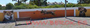 graffiti-mural-correcan-cubellas-perros