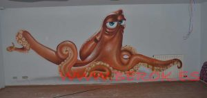 graffiti-mural-pulpo-nemo