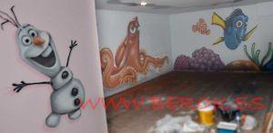 graffitis-olaf-pulpo-nemo