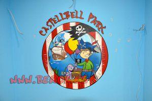 Graffiti Castellbell Park