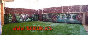 graffiti-terraza-selva-cascadas
