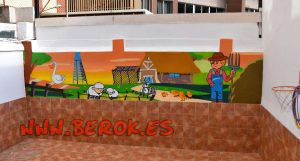 mural-infantil-patio-guarderia-ninets