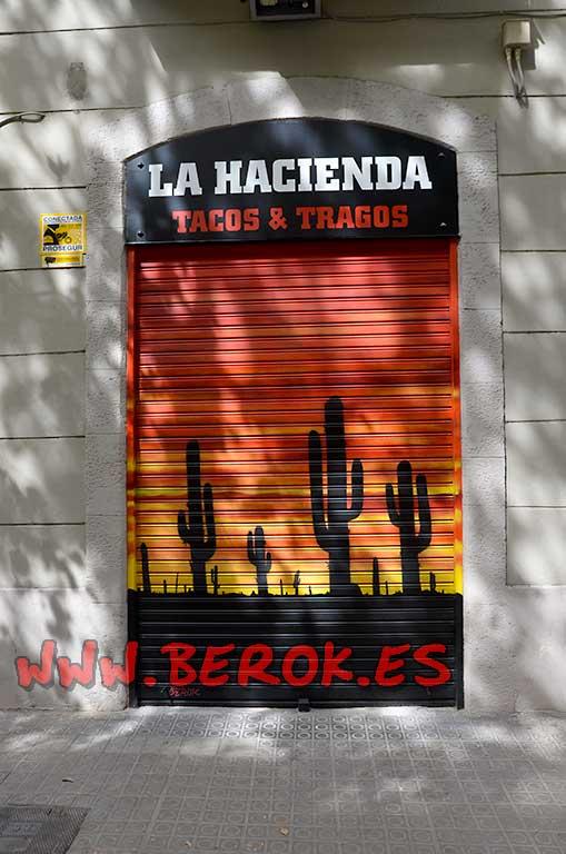 Berok graffiti profesional barcelona resultados de b squeda for Oficina hacienda barcelona