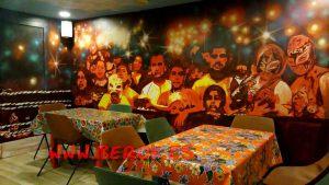 Murales de lucha libre de México