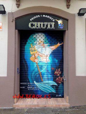 graffiti-persiana-pescaderia-triton-sirenita