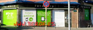 rotulacion-graffiti-persianas-farmacia