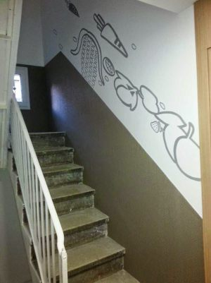 Decoracion-mural-apartamentos-alimentos-graffiti