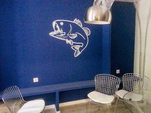 Decoracion-mural-apartamentos-Sants-Azul