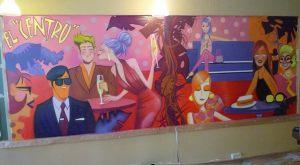Decoracion-mural-cafeteria-el-Centru-en-Argentona