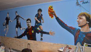 decoracion-mural-restaurante-Font-FCB