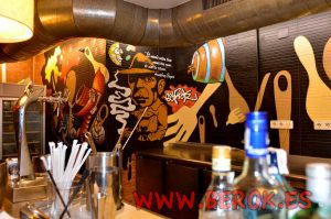 graffitis-restaurante