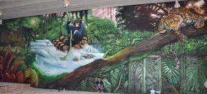 mural-de-jungla
