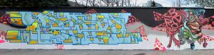graffitis Barcelona Dam Berok