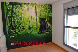 mural_pantera_selva