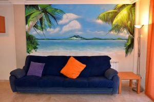 mural-comedor-playa