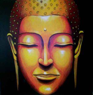 cuadro_graffiti_buddha