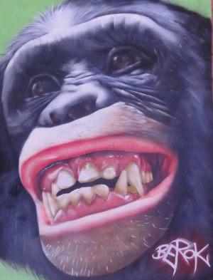 cuadros-graffiti_gorila