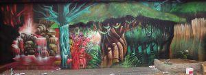 graffiti-selva-surrealista-terraza-discoteca