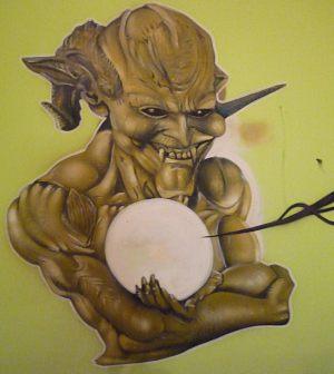 demon-graffiti