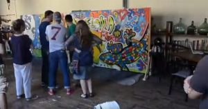Team-Building-graffiti-empresas-Spain