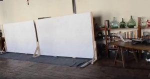 Team-building-graffiti-lienzo-blanco