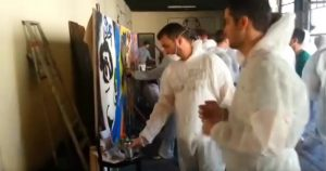 team-building-graffiti-empresa-barcelona