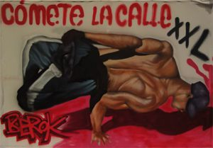 Graffiti-Cometelacalle-exhibitions
