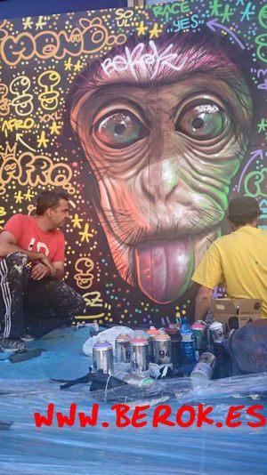 graffiti-xupet-negre-mono