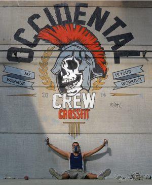 Graffiti-Mural-profesional-Crossfit