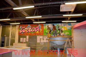 decoracion-tienda-bicicletas-graffiti