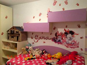 vinilo-mickey-mouse-minnie-bebe