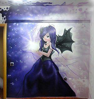 graffiti-manga