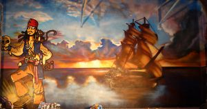 Pirates-of-the-Caribbean-mural
