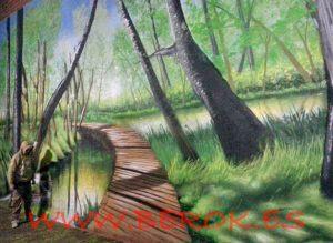 graffiti-mural-selva-vegetacion