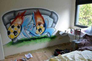 graffiti-habitacion-futbol