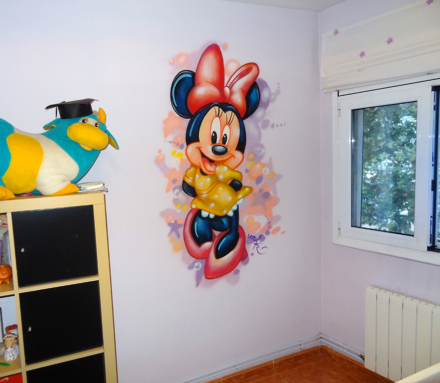 decoracion infantil minnie mouse x