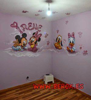 Murales-decorativos-infantiles-barcelona