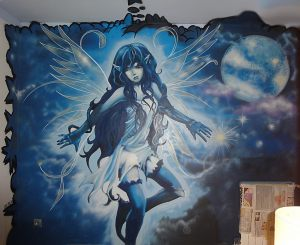 graffiti-Fairy