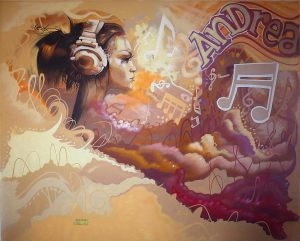 mural-habitacion-siente-la-musica-andrea