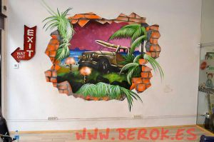 graffiti-autoescuela-jeep