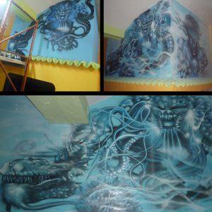 mural-monstruos-marinos