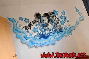 mural-3d-mickey-mouse-pared