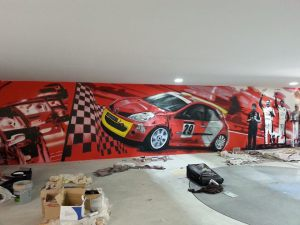 decoracion-mural-interior-parking-Sitges