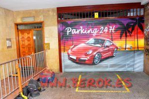 graffiti_parking_porche