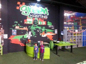 Green-karting-indoor-les-Franqueses-del-Valles