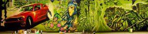 graffiti-manga-verde