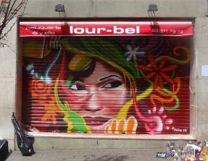 graffiti-profesional-persiana-peluqueria