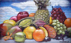 Decoracion-de-persiana-de-frutas