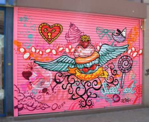 Decoracion-profesional-mural-pintado-a-mano-sweet-art